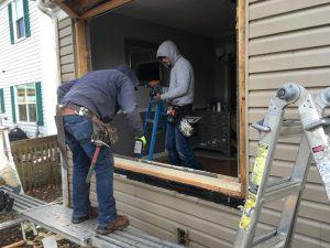 bow window installation Schaumburg