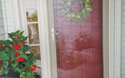 New Albany Fiberglass Door Installation