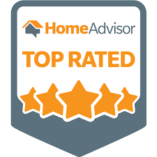 Home Advisor Top Rated Contractor Badge