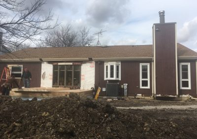 new windows being installed in schaumburg il