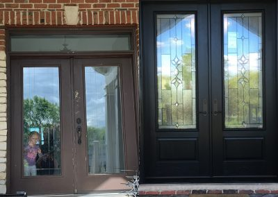New Entry Door installed in Union IL