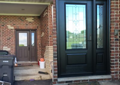 recent Pro-Via Door Install