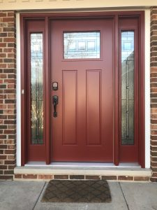 Fiberglass Albany Door Installation Lake Zurich