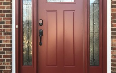 New Front Door Installation Lake Zurich