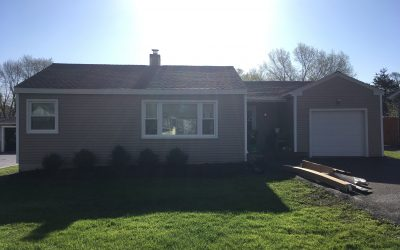 Recent Vinyl Siding Installation in McHenry