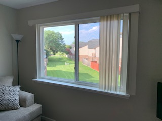 New Slider Window Installation Roselle IL.