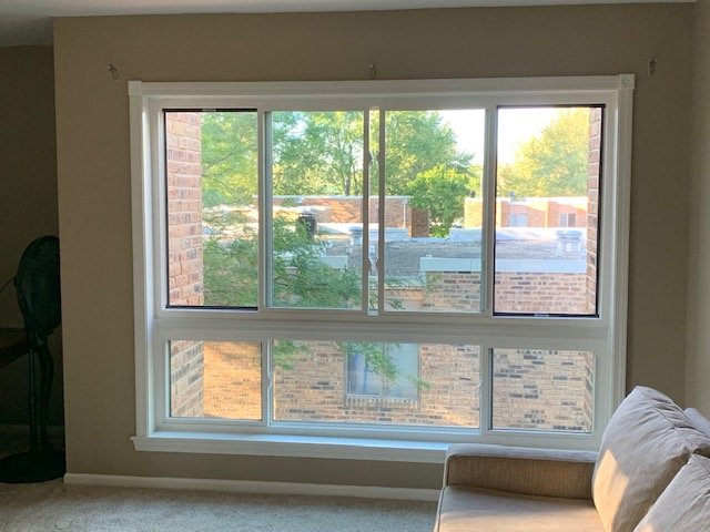 3rd Story Window Replacement in Schaumburg