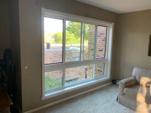 new window condo window installed