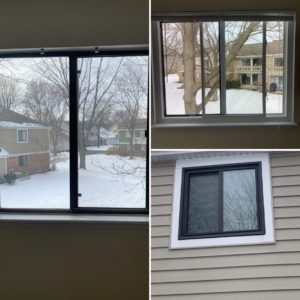 apartment building window replacement schaumburg