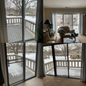 patio slider door installation schaumburg